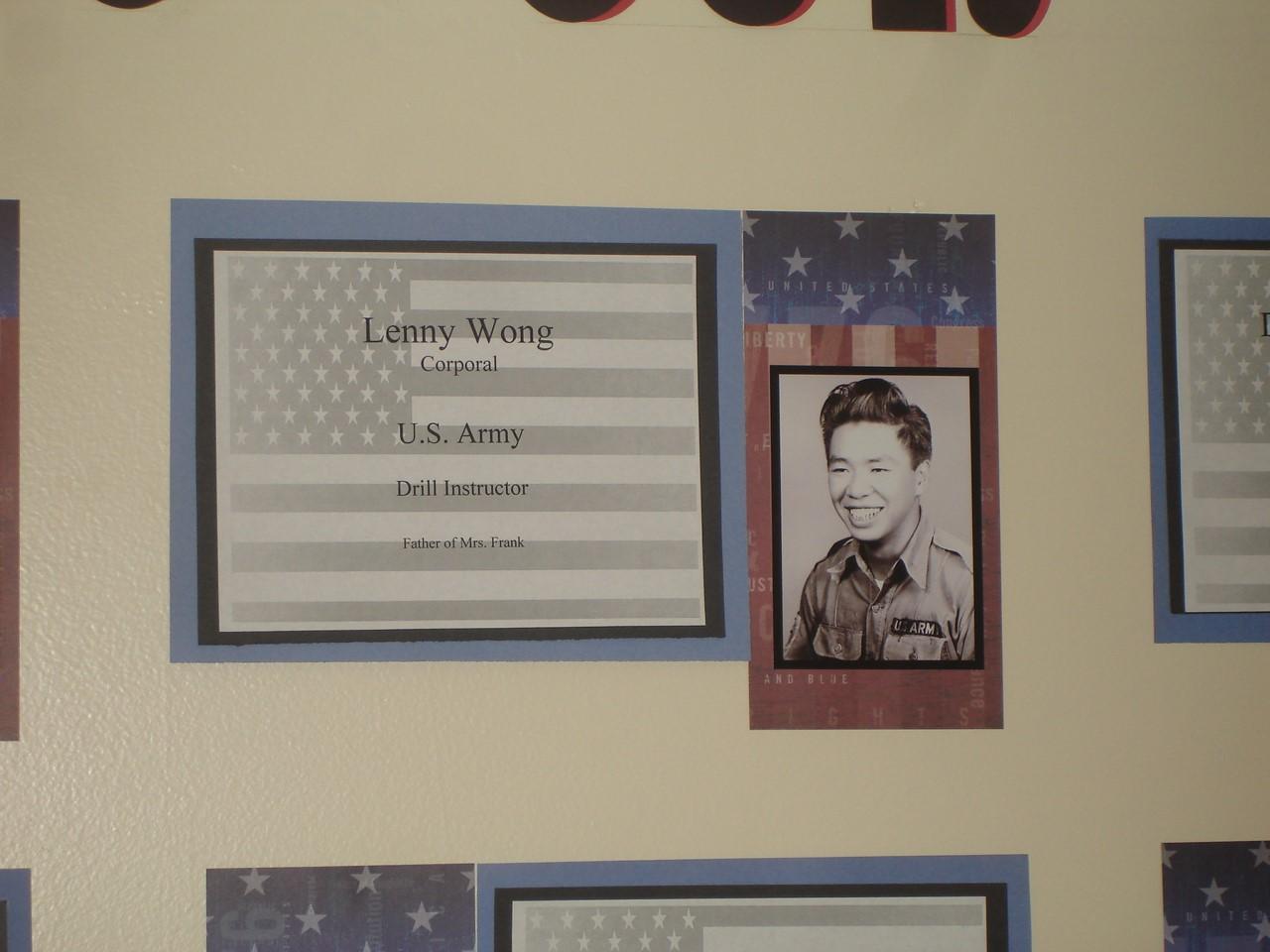 Veteran's Day 2007