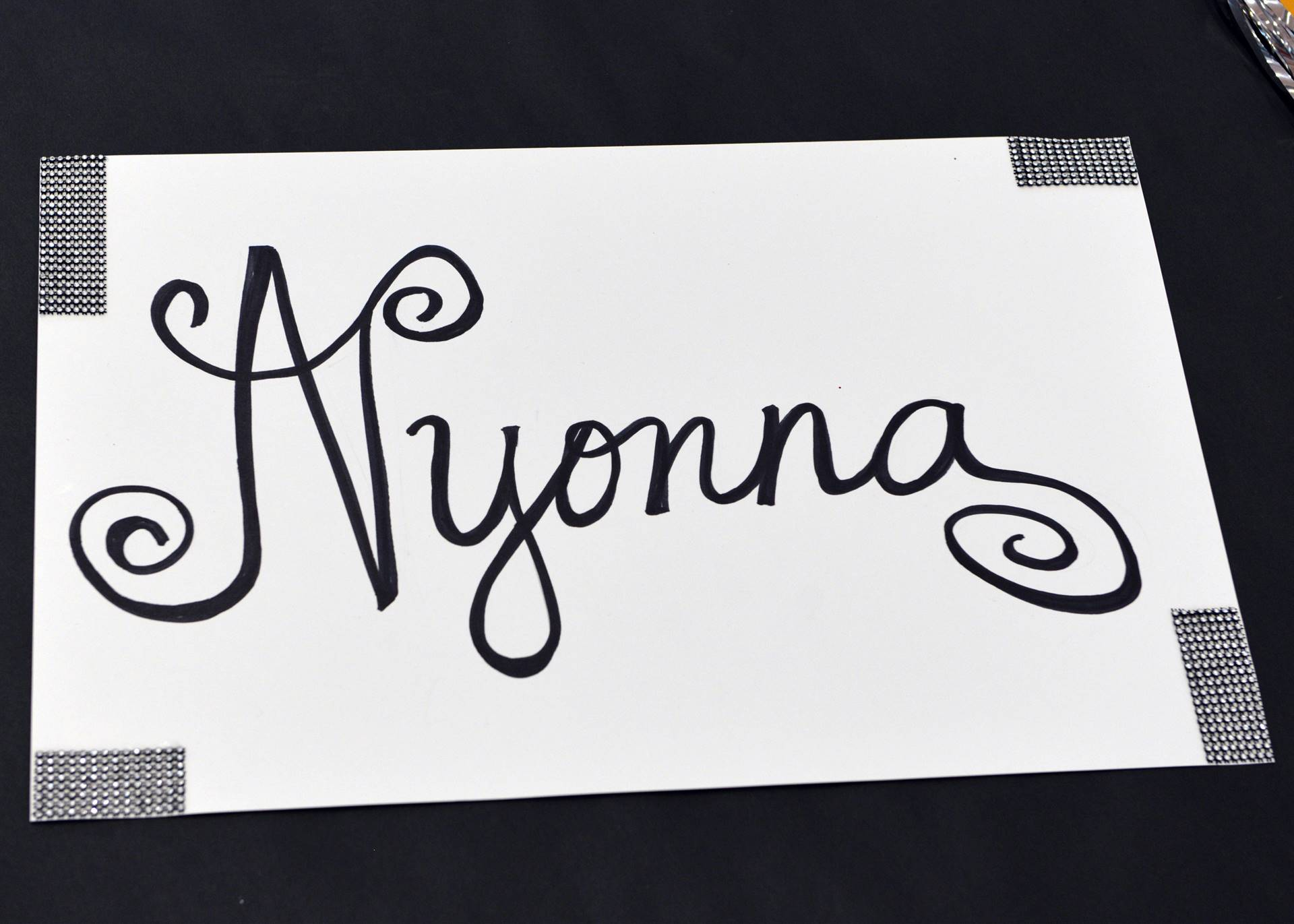 Homecoming name Nyonna
