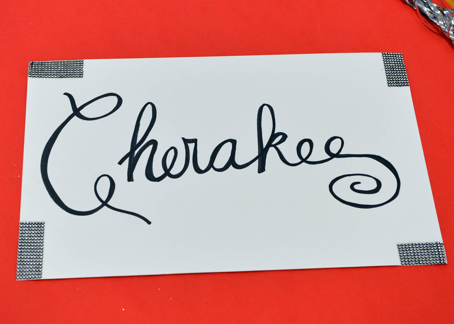 Homecoming name Cherakee