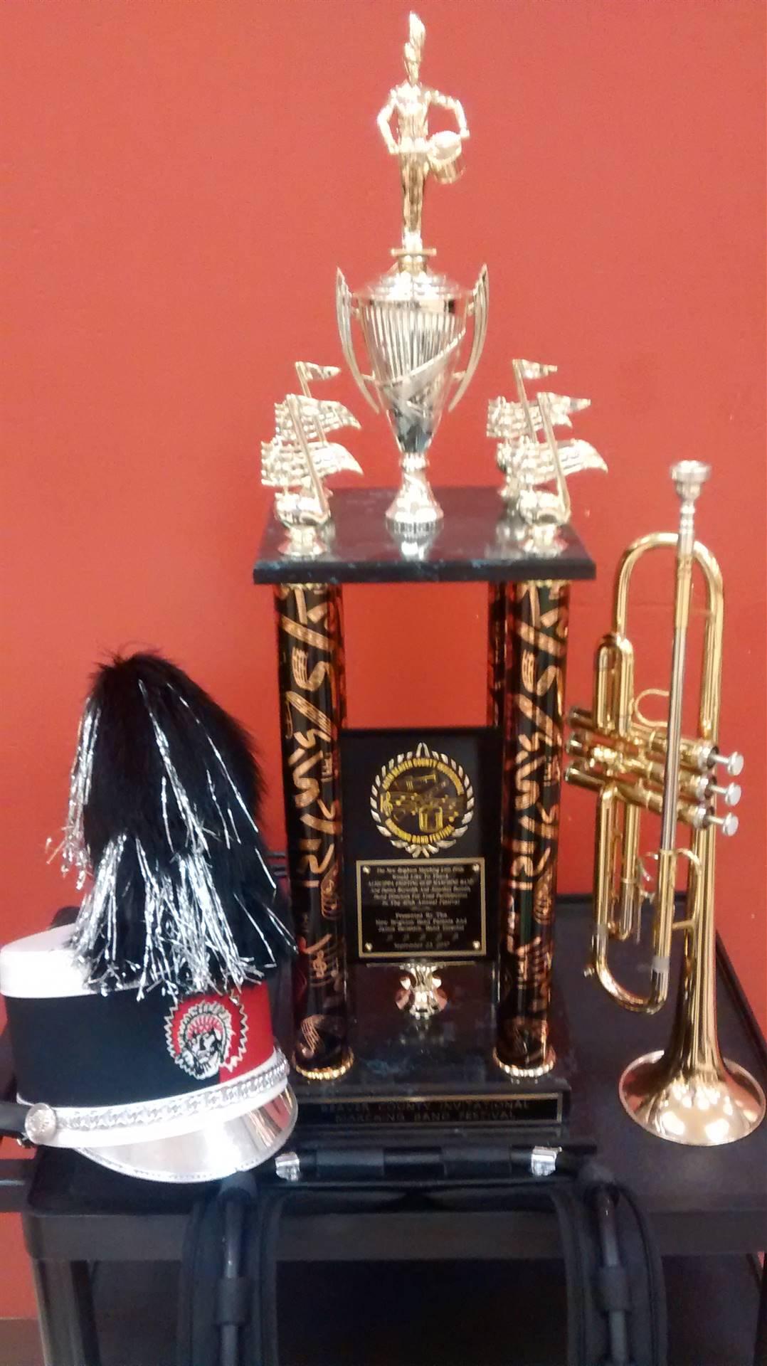 Band Trophy 2017-18