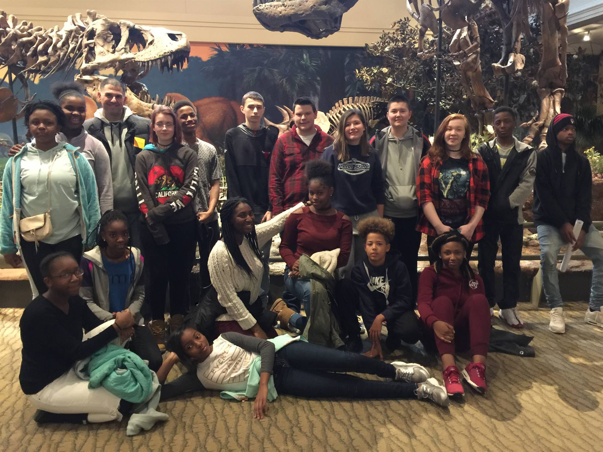 Carnegie Museum FT Student Group