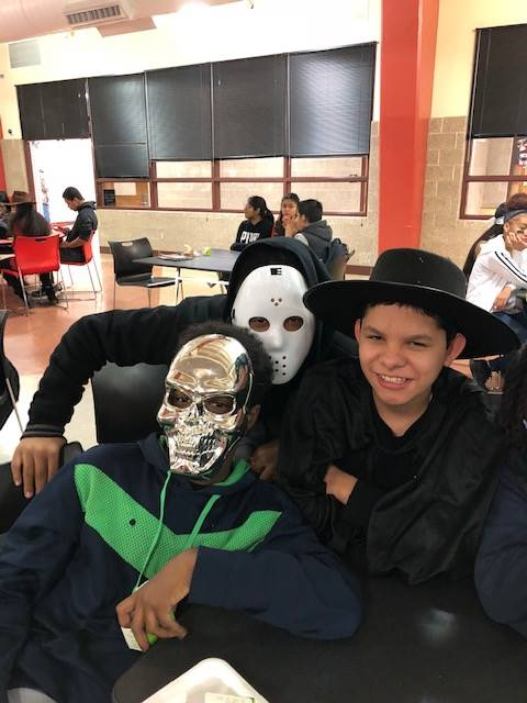 Halloween 2018 Students