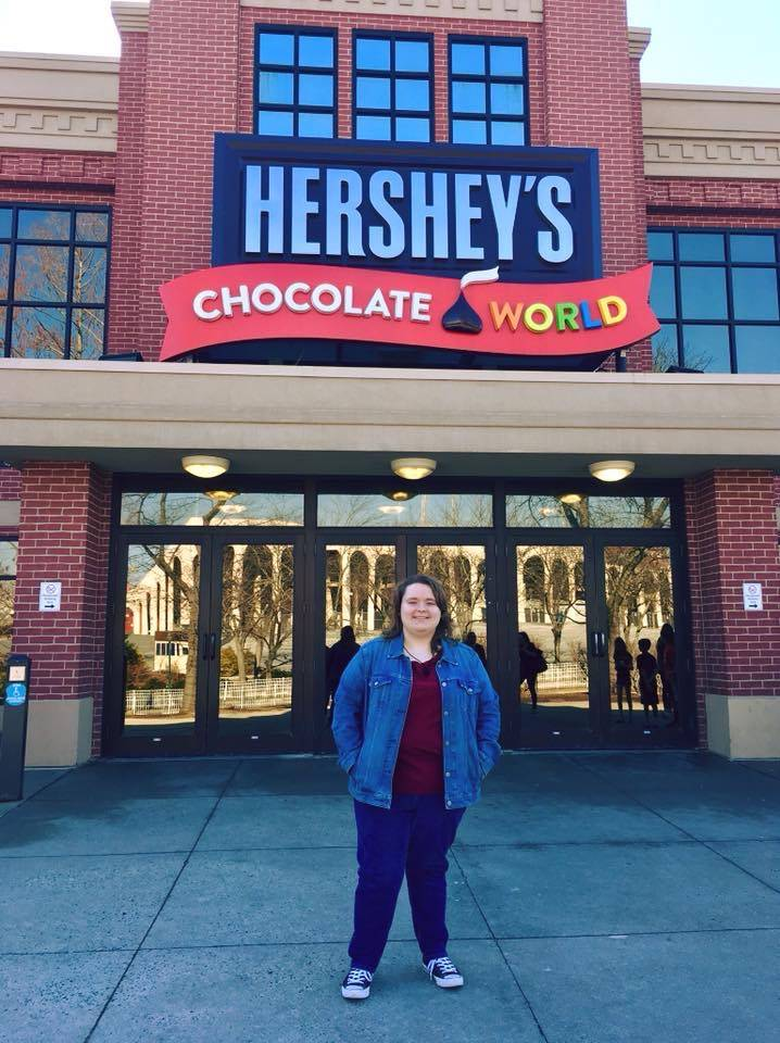 Student at Hershey