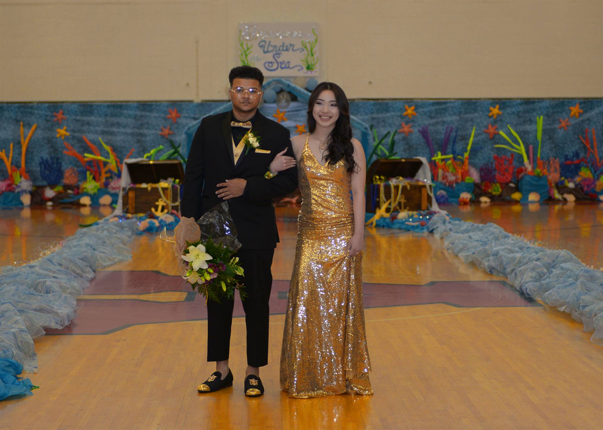 Grand March Couple