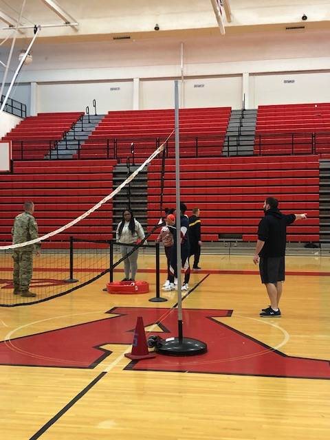 Army Day in Gym Class 2019